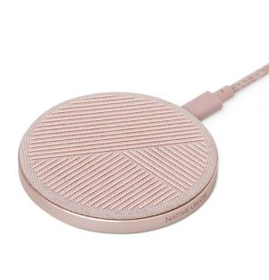 Drop Wireless Charger in Rose