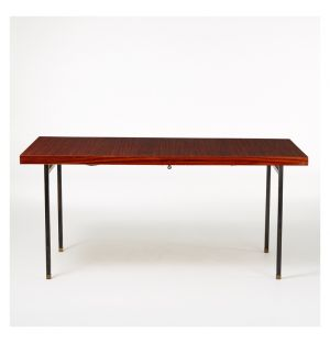 Vintage Dining Table Macassar c.1965