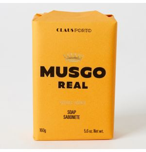 Musgo Body Soap Orange Amber