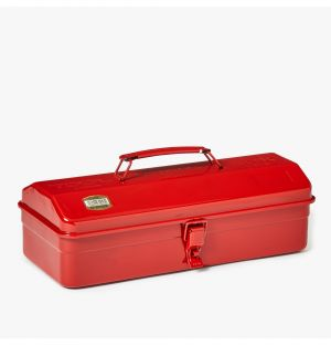 Hip Roof Toolbox in Red