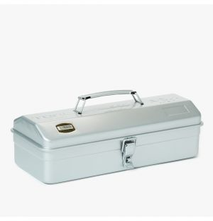 Hip Roof Toolbox in Silver