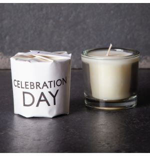 Celebration Day Scented Candle