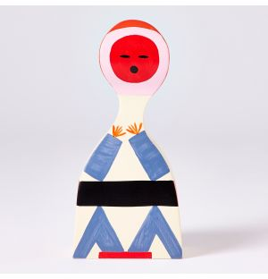 Wooden Doll No. 18