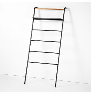 Leaning Ladder Black