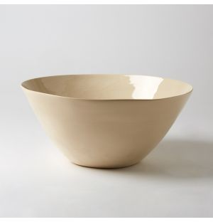 Earthenware Deep Bowl Milk