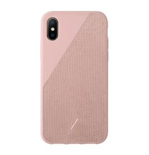 CLIC Canvas iPhone X/XS Case Rose