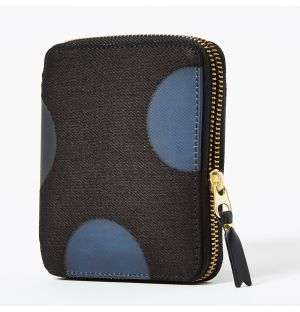 Rubber Dot Wallet