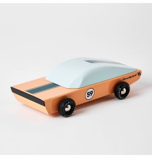 Peach Ace Car