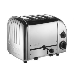 Dualit 2+1 Combi Toaster Stainless Steel