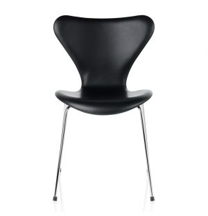 Series 7 3107 Chair Essential Leather Black