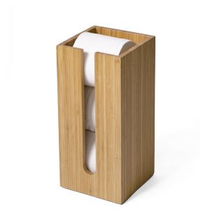 Arena Toilet Roll Holder Bamboo
