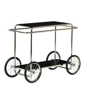 M4R Console Trolley in Black