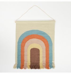 Follow The Rainbow Wall Hanging