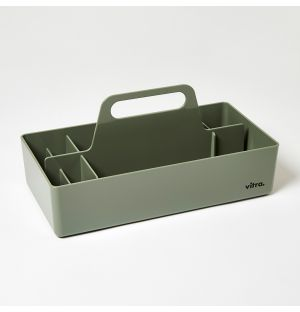 Toolbox in Moss Grey