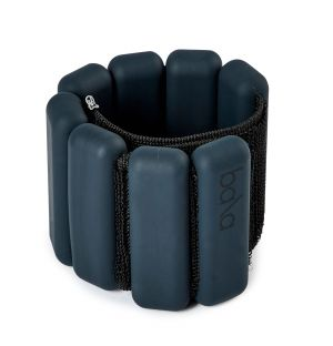 Weighted Exercise Bracelets Charcoal