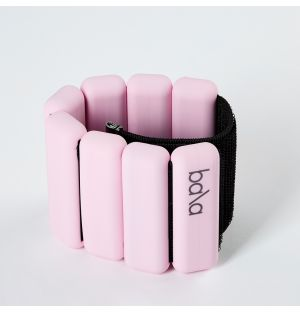 Weighted Exercise Bracelets Pink