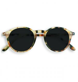 LetMeSee #D Sunglasses Light Tortoise