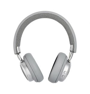TOUCHit Wireless Headphones Silver