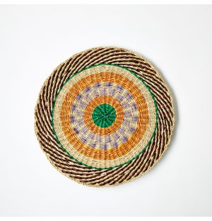 Sapa Woven Placemat Bright