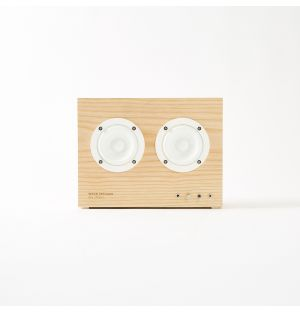 Limited Edition UPCRAFTED Speaker Wood