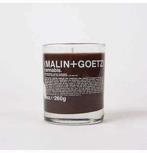 Cannabis Scented Candle