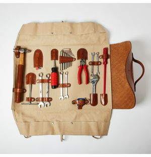 Luxury Leather Tool Kit