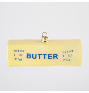 Stick of Butter Christmas Tree Decoration