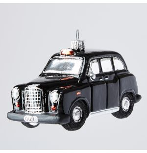 London Taxi Christmas Tree Decoration