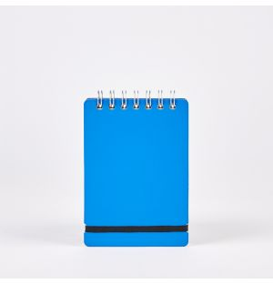 A6 Lined Studio Notebook in Pool