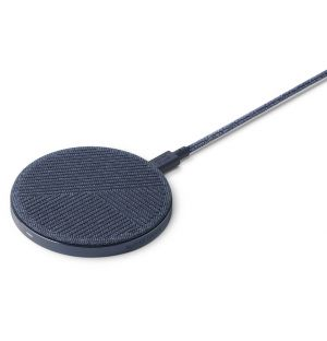 Drop Wireless Charger in Indigo