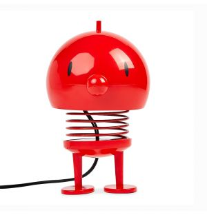 Bumble Large Lamp Red