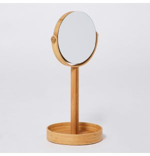 Close Up Cosmetic Mirror Bamboo
