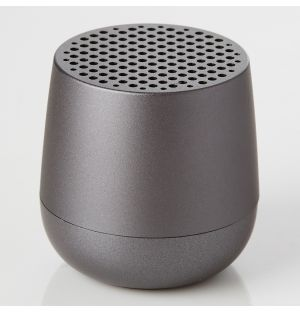 Mino+ Pairable Speaker in Gunmetal