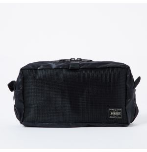 Porter Snack Pack Pouch in Black
