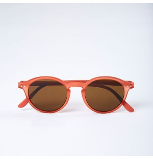 LetMeSee #D Sunglasses Warm Orange