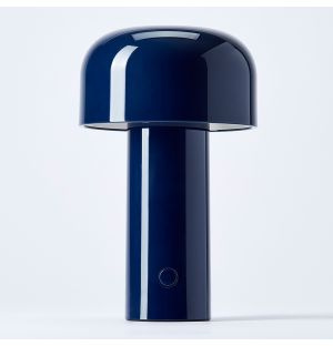 Exclusive Bellhop Table Lamp Blue