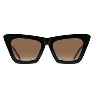 Jessie Sunglasses in Black Tortoise