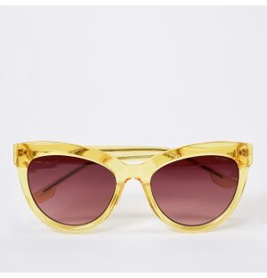 Liz Sunglasses in Yellow