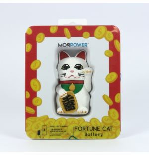 Lucky Cat Emoji Power Bank