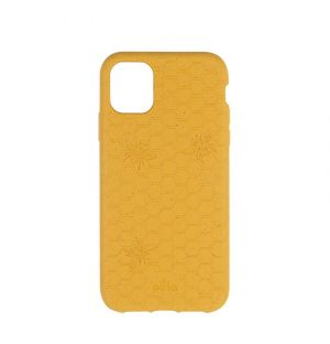 Honey Bee Biodegradable iPhone 11 Pro Case