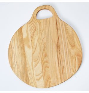 Round Chopping Board in Ash