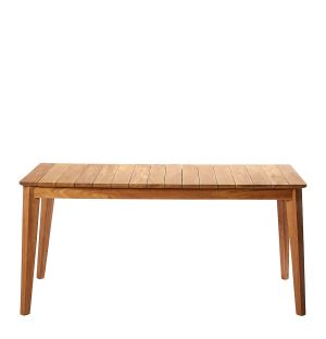 Outdoor Dining Table in Teak 220cm