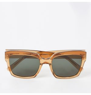 Matilda Sunglasses in Butterscotch