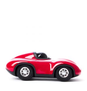 701 Speedy Le Mans Toy Car in Red