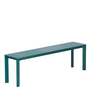 Highline Outdoor Bench in Forest