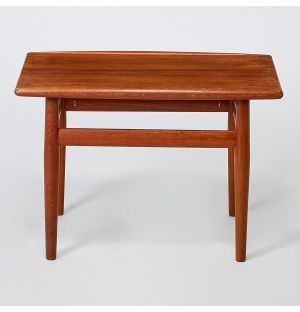 Vintage Coffee Table in Teak
