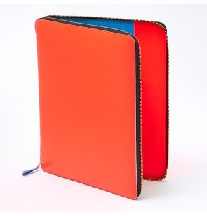 Super Fluo iPad Case in Orange