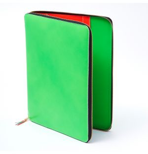 Super Fluo iPad Case in Green