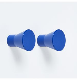 Meteor Knob in Ultramarine Set of 2