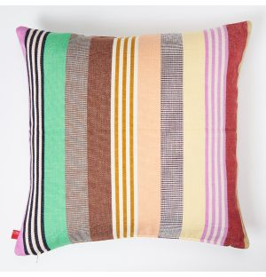 Amor Stripe Cushion Cover 40cm x 40cm